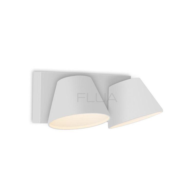 גופי תאורה בקטגוריית: מנורות קיר  ,שם המוצר: BEL  DOUBLE