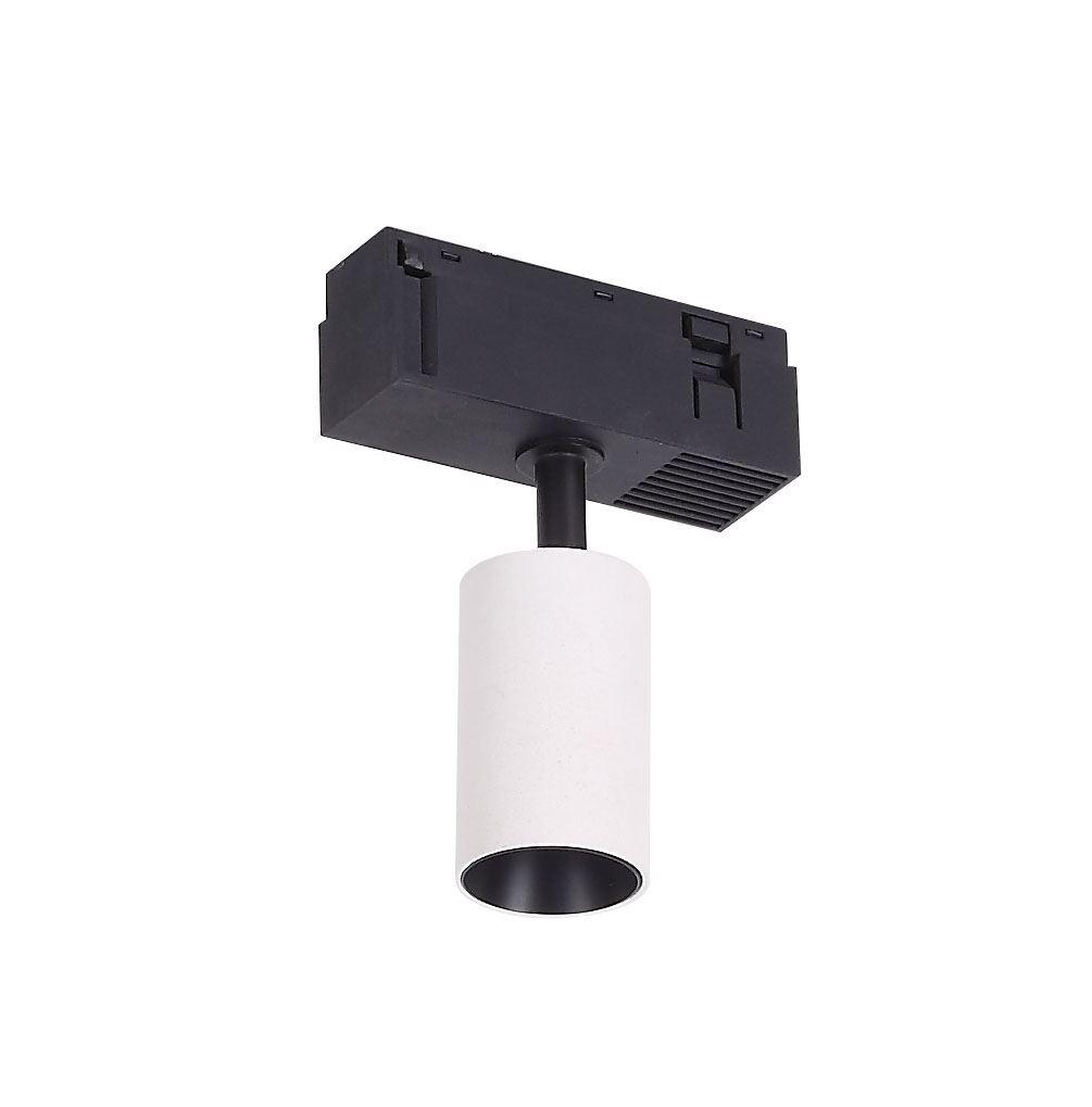 גופי תאורה מקטגוריית: מערכות תאורה קליק 25 ,שם המוצר: ספוט 8W למערכת קליק 25
