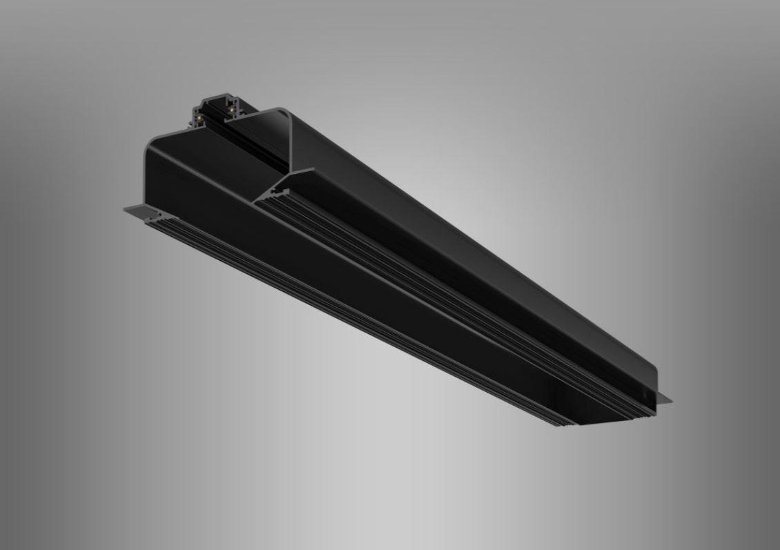 גופי תאורה מקטגוריית: מערכות תאורה SLIM ,שם המוצר: SLIM TRACK