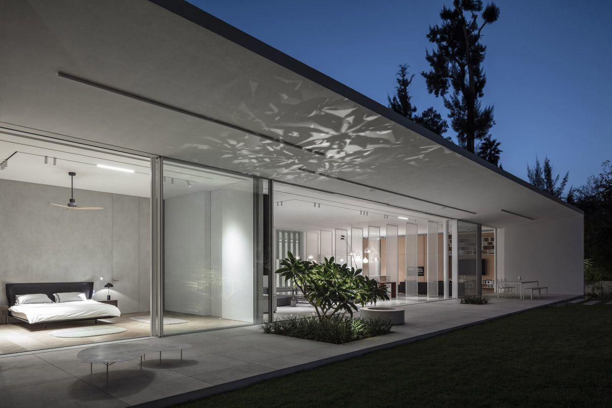גופי תאורה לגינה בעיצוב מיוחד