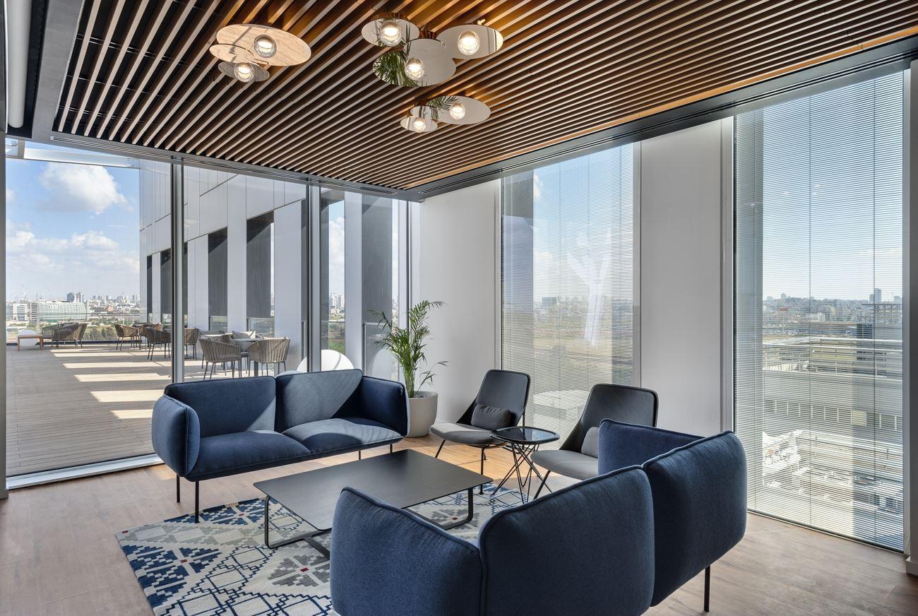 דורי קמחי - תאורה אדריכלית - משרד לדוגמה