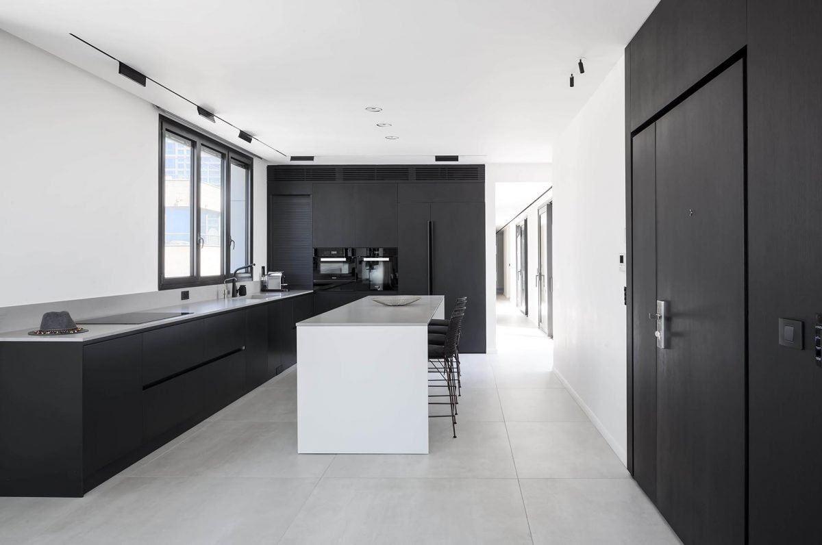המטבח המואר – תאורה למטבח