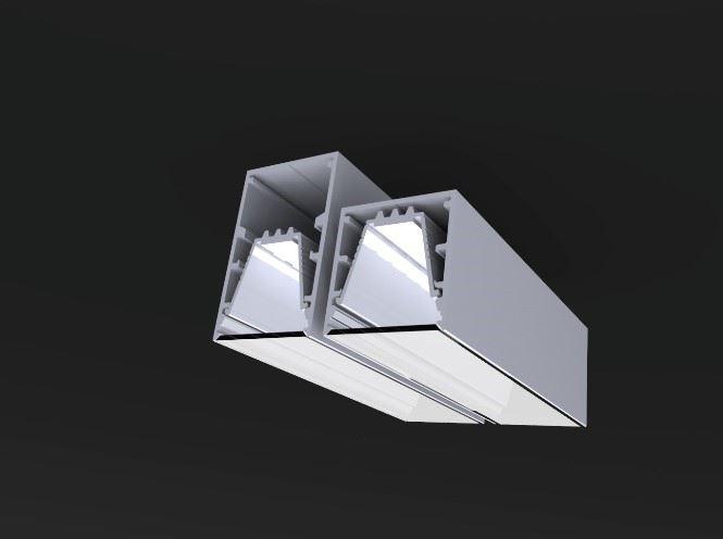 גופי תאורה מקטגוריית: פרופילי תאורה  ,שם המוצר: Minimal
