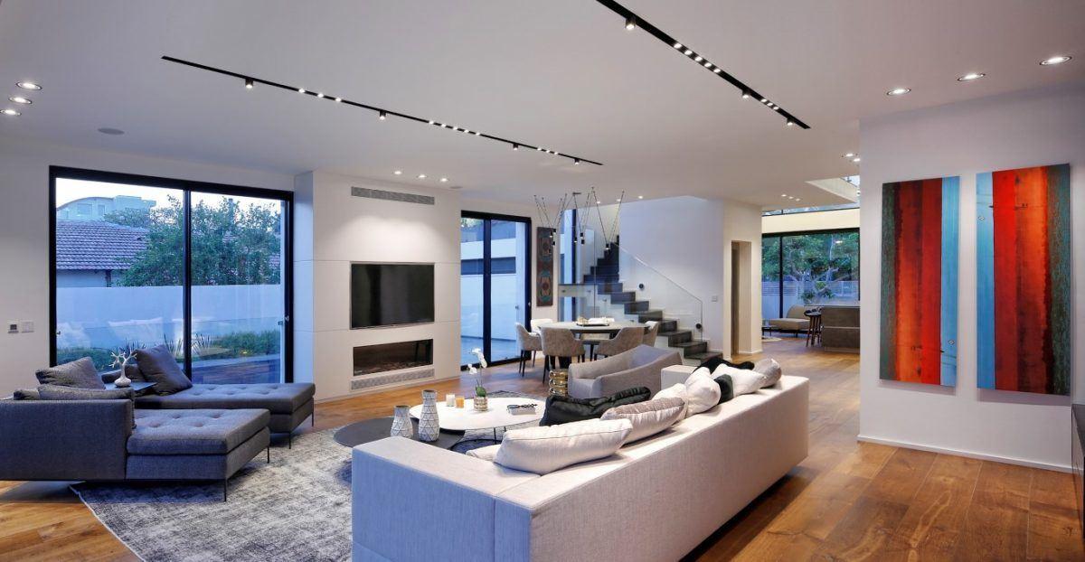 בעזרת גופי תאורה מעוצבים לבית חוסכים בעלויות החשמל