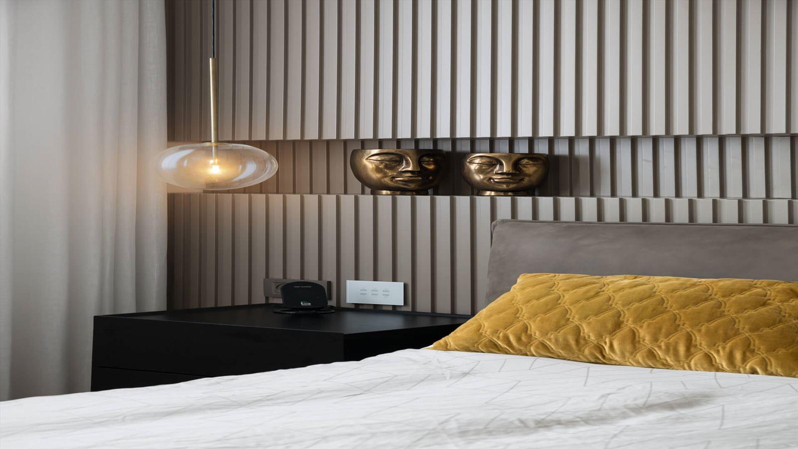 Penthouse Carmelit - תאורה מעוצבת על ידי קמחי תאורה