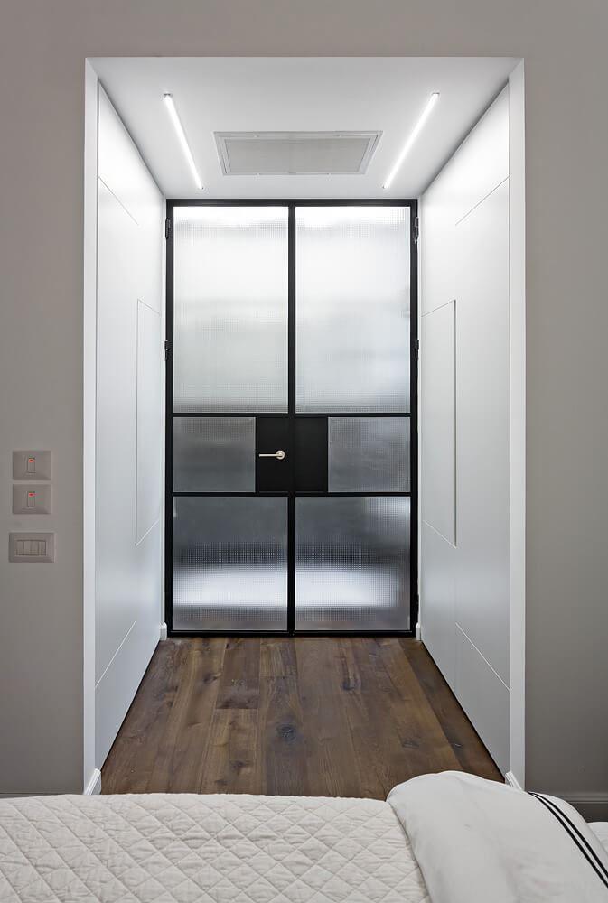 דורי קמחי תאורה אדריכלית, פרויקט תאורה בבית בגבעתיים
