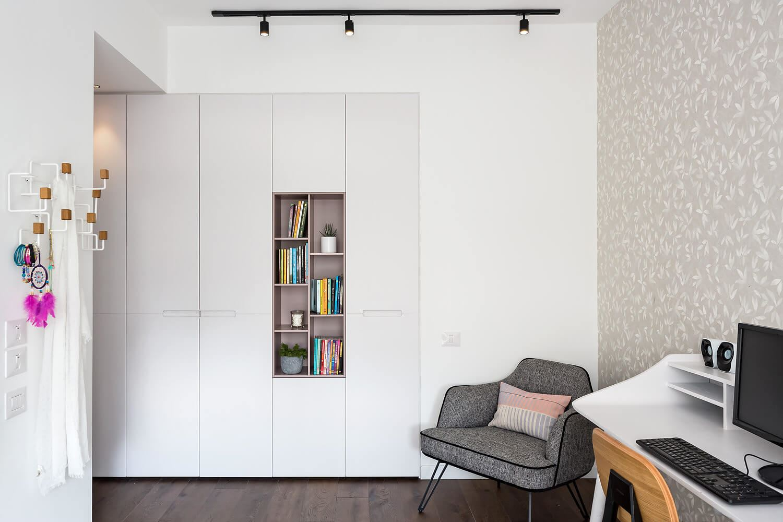 התקנת תאורה בחדר, פרויקט תאורה בבית בגבעתיים - DORI KIMHI