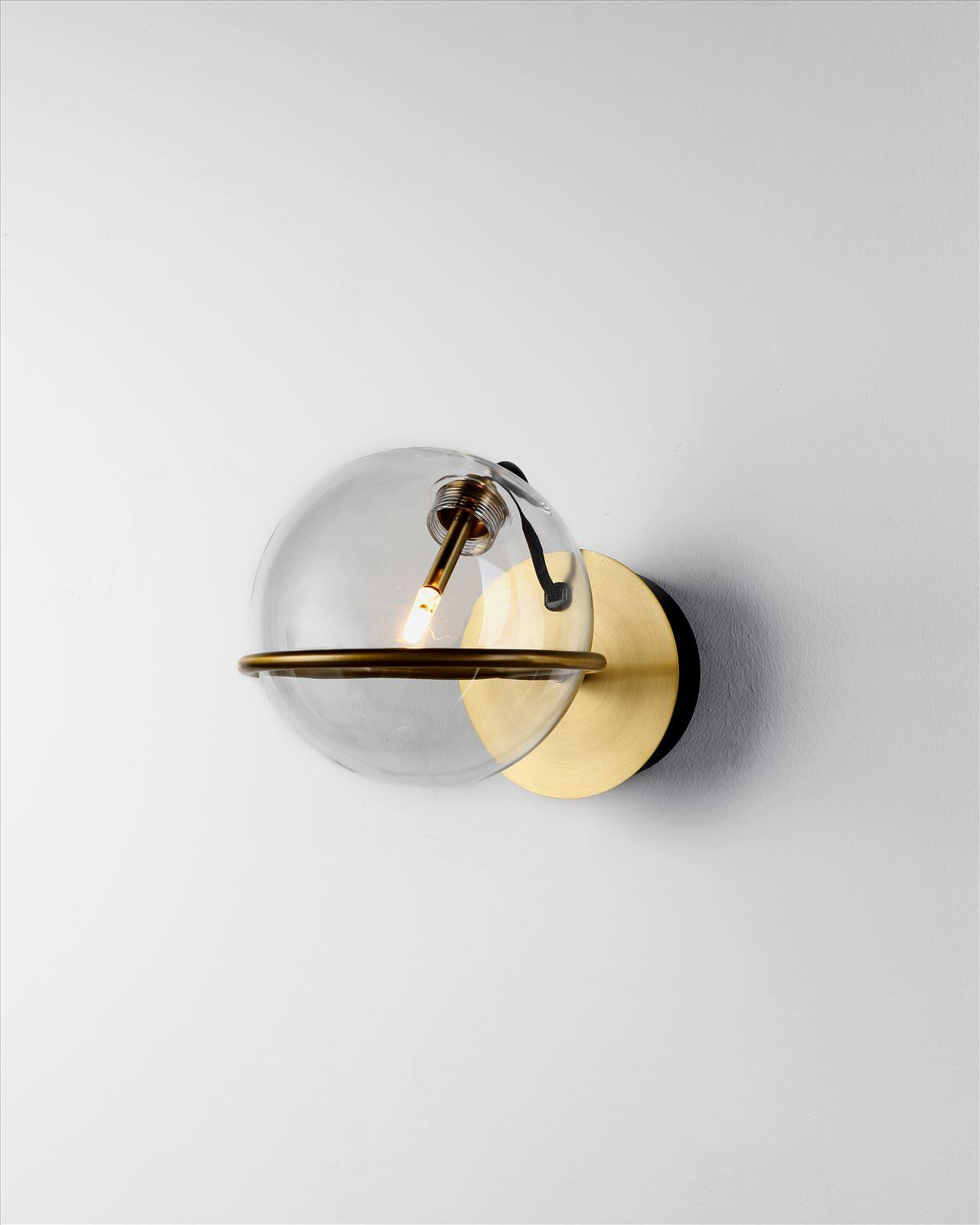 גופי תאורה בקטגוריית: מנורות קיר  ,שם המוצר: BOLSTER RING