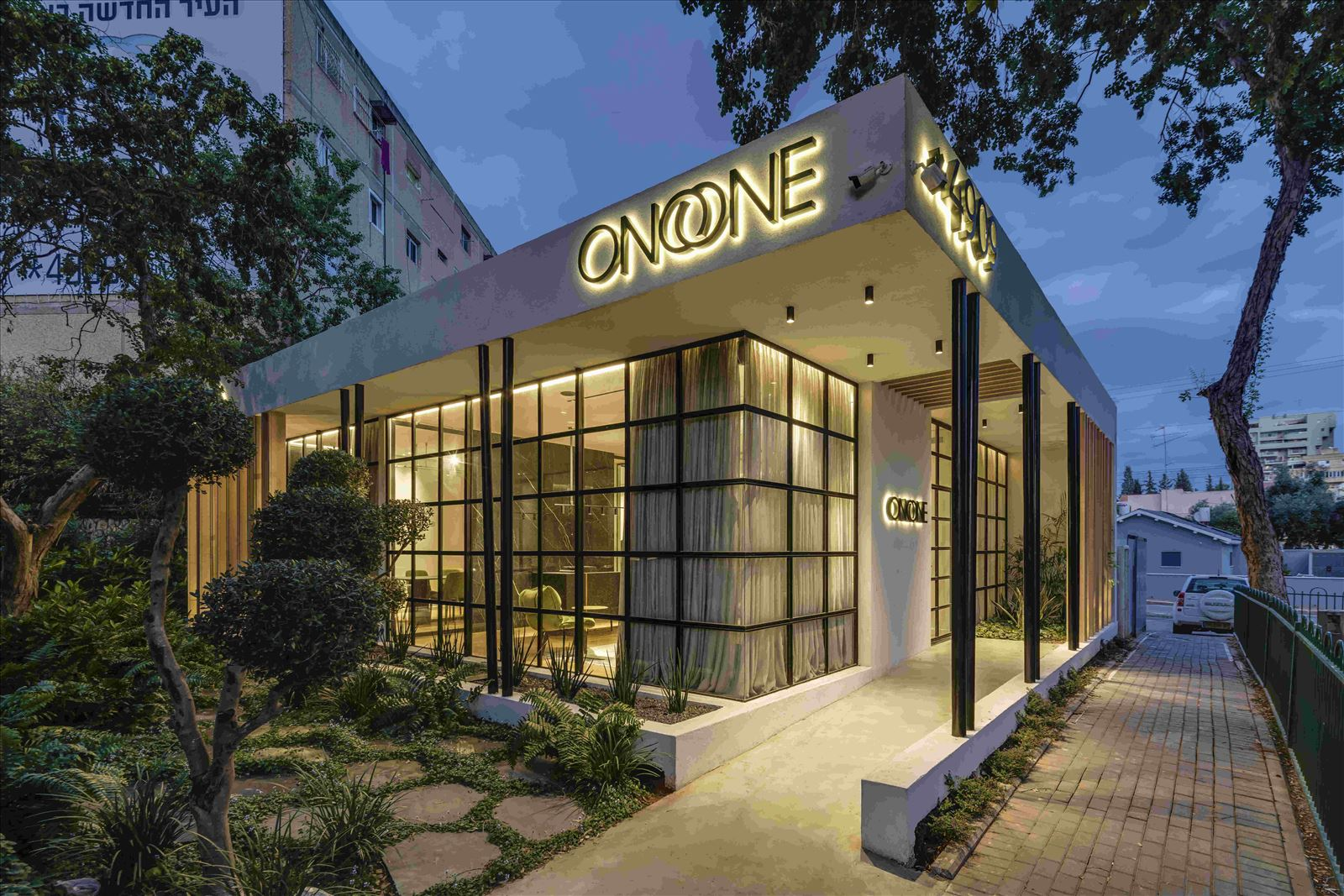 sales office - onone