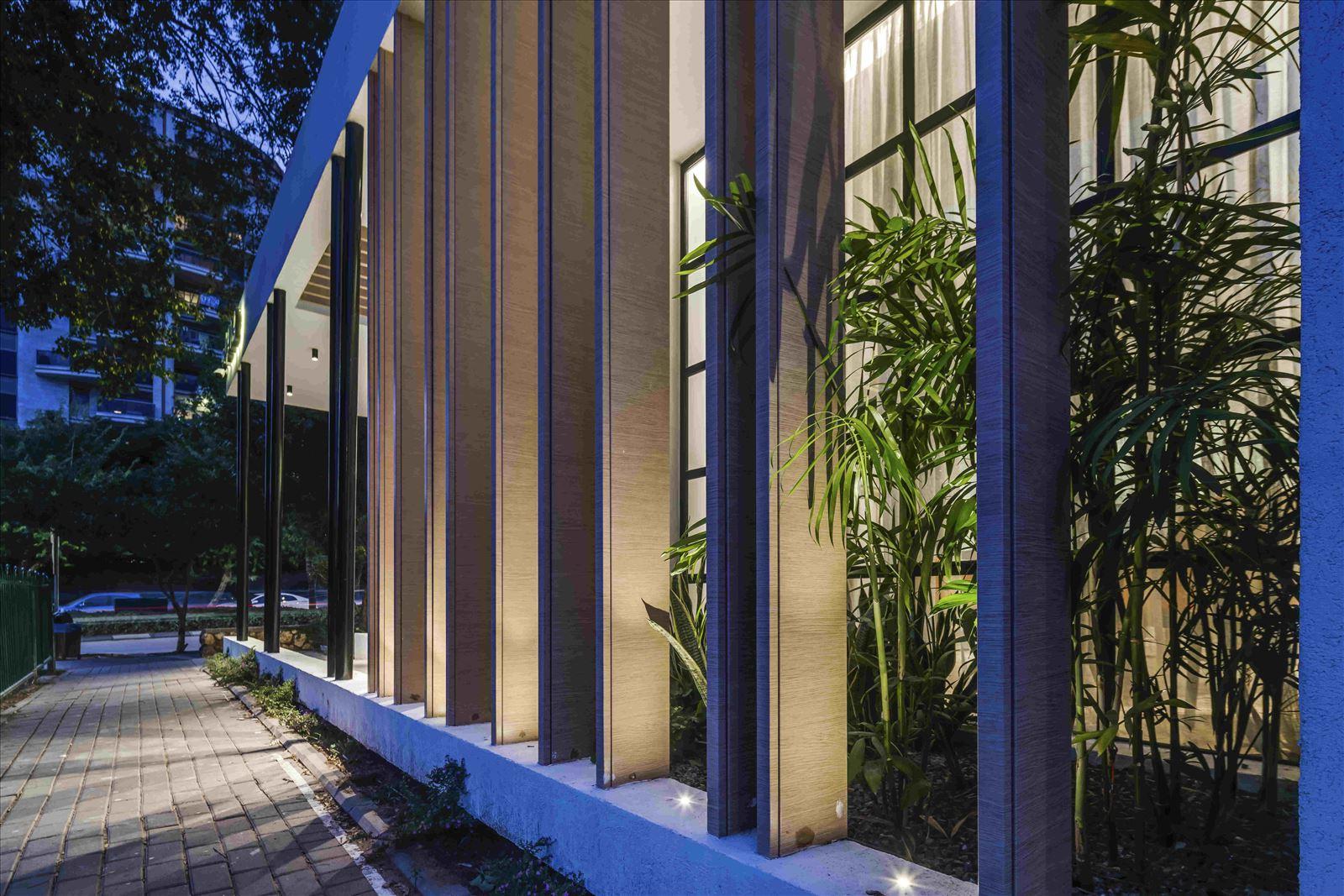 sales office - onone פרויקט תאורה מבית דורי קמחי