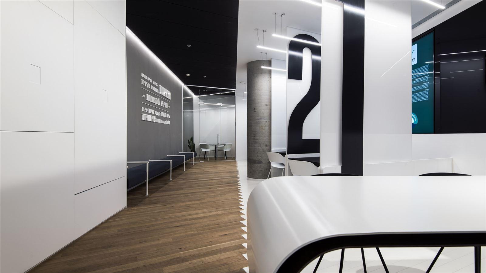 Office lighting project כל גופי התאורה במשרד על ידי קמחי תאורה - תאורה אדריכלית