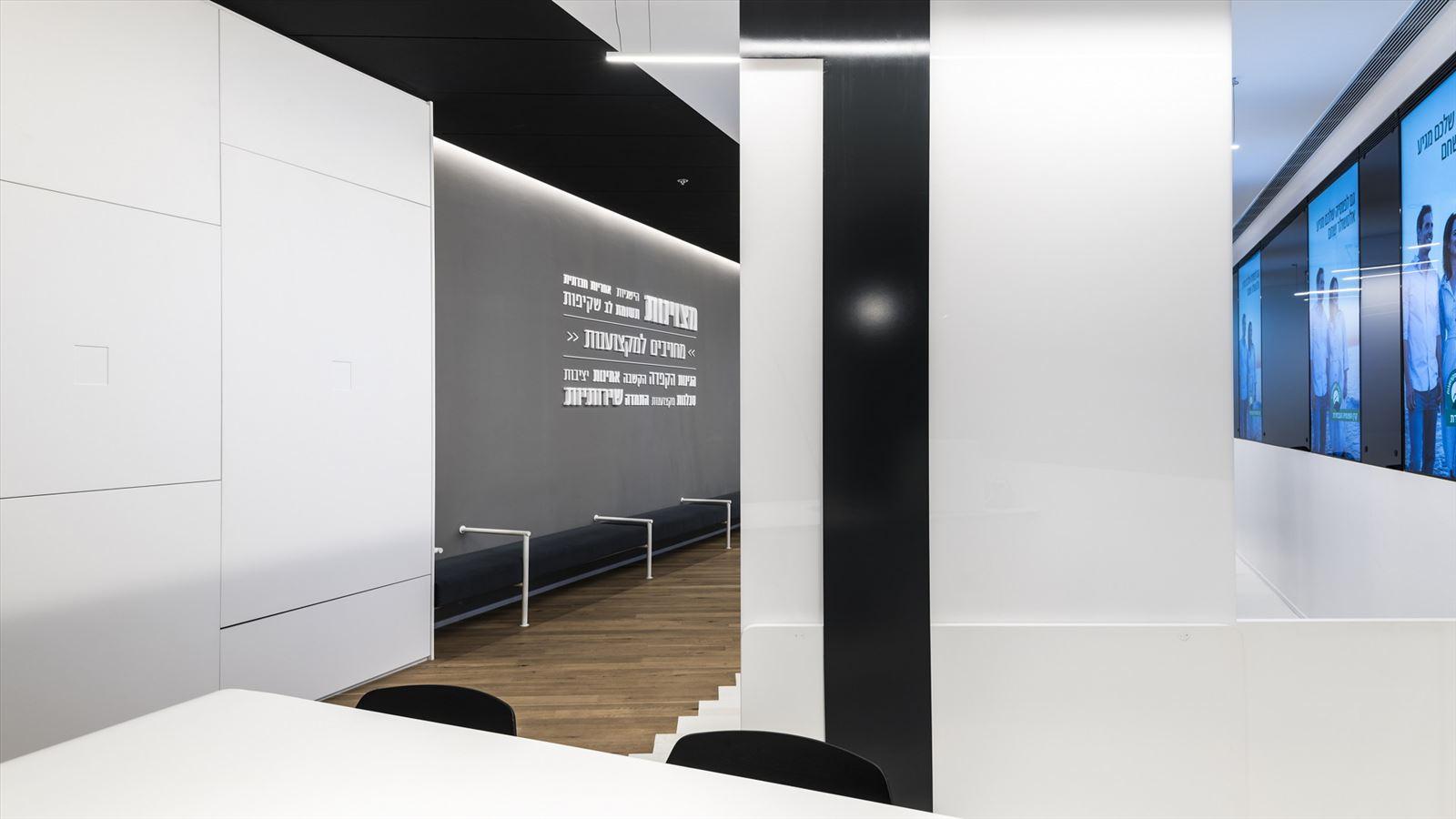 Office lighting project גופי תאורה מרהיבים מבית דורי קמחי