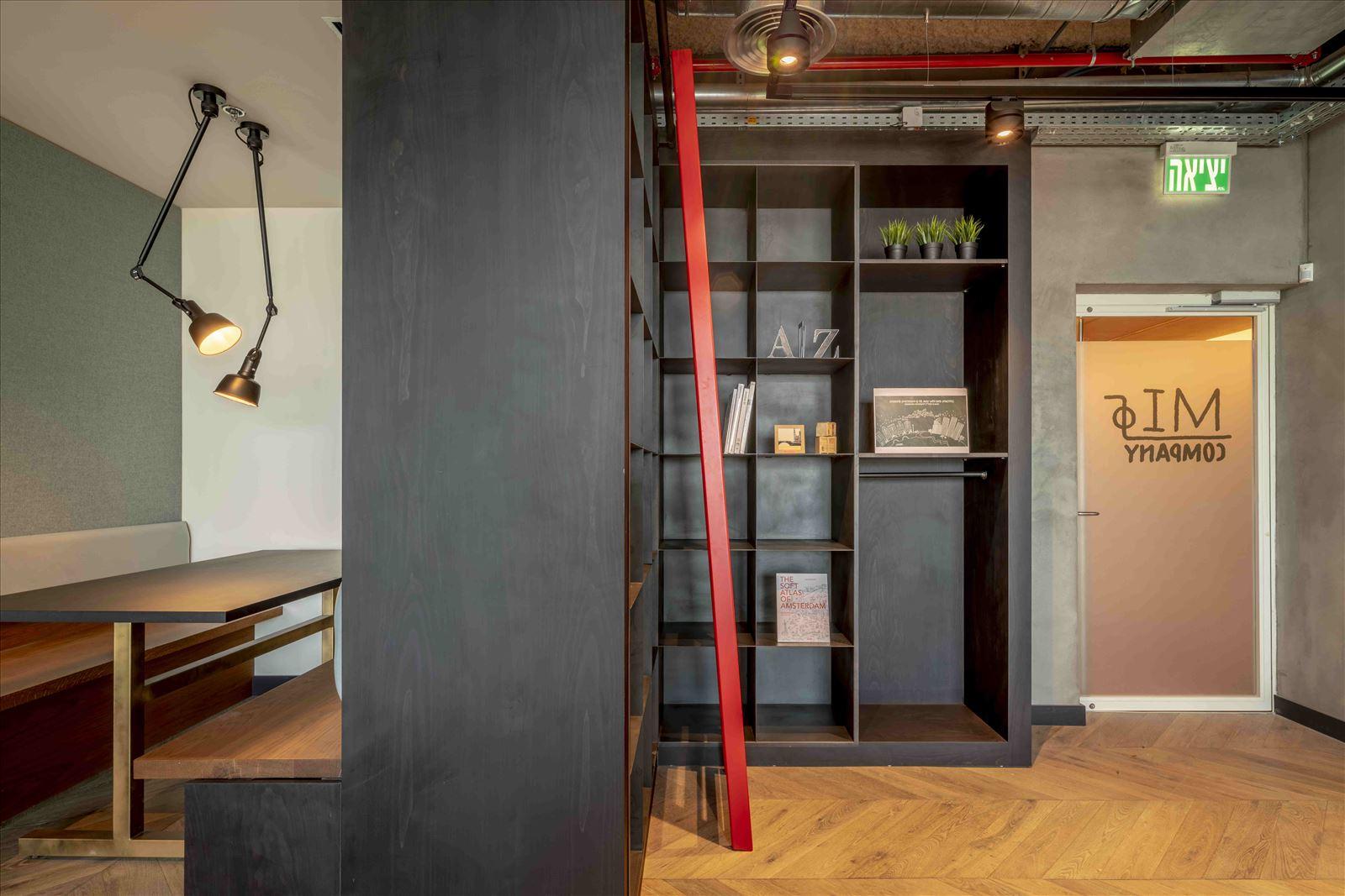 Office project תאורה במשרדים על ידי דורי קמחי