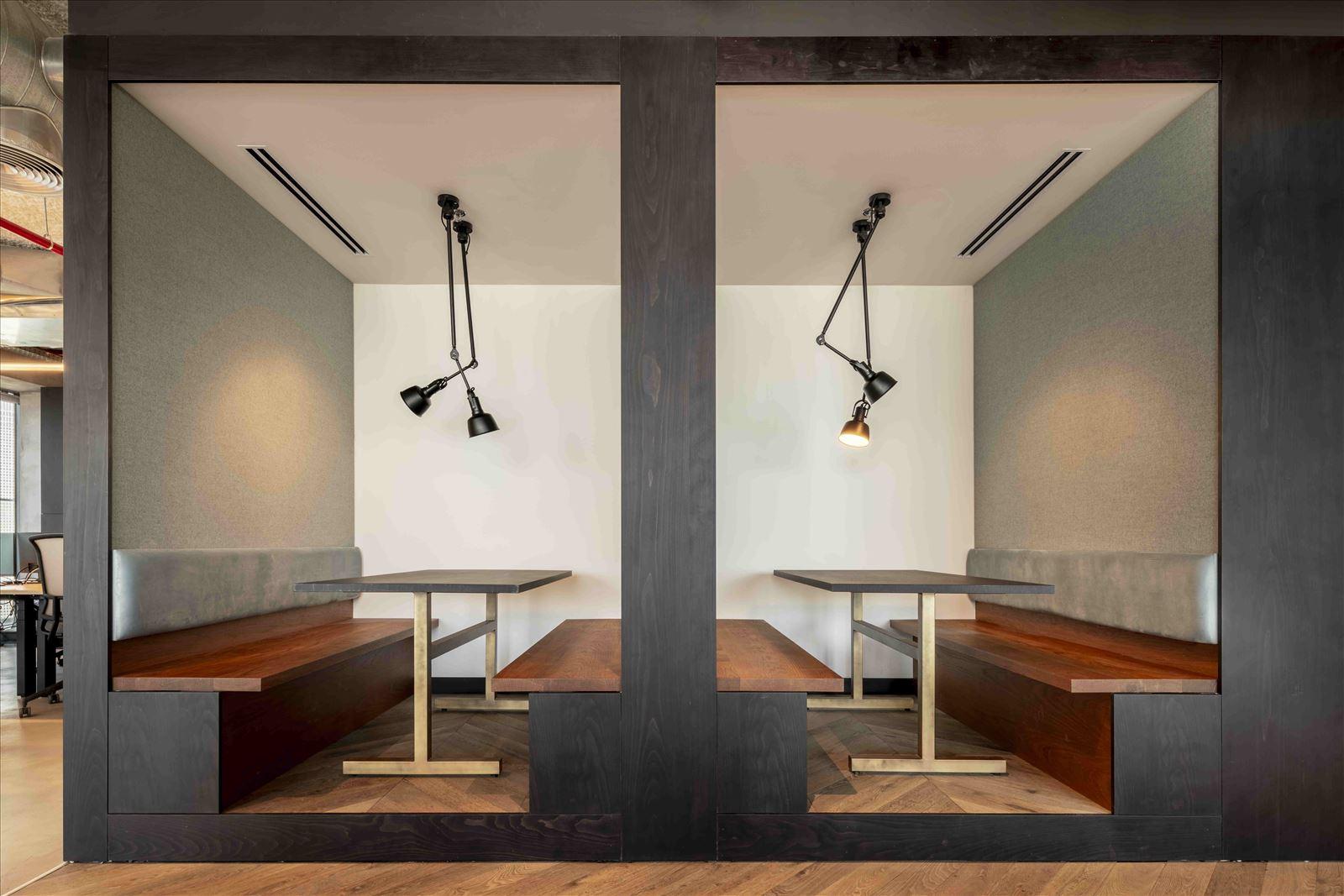 Office project תאורת תקרה במשרדים מבית דורי קמחי