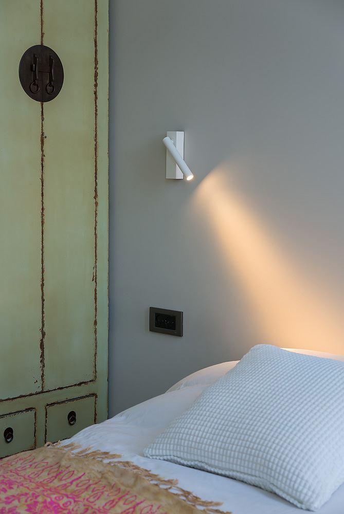 גופי תאורה מקטגוריית: מנורות קיר לקריאה  ,שם המוצר: