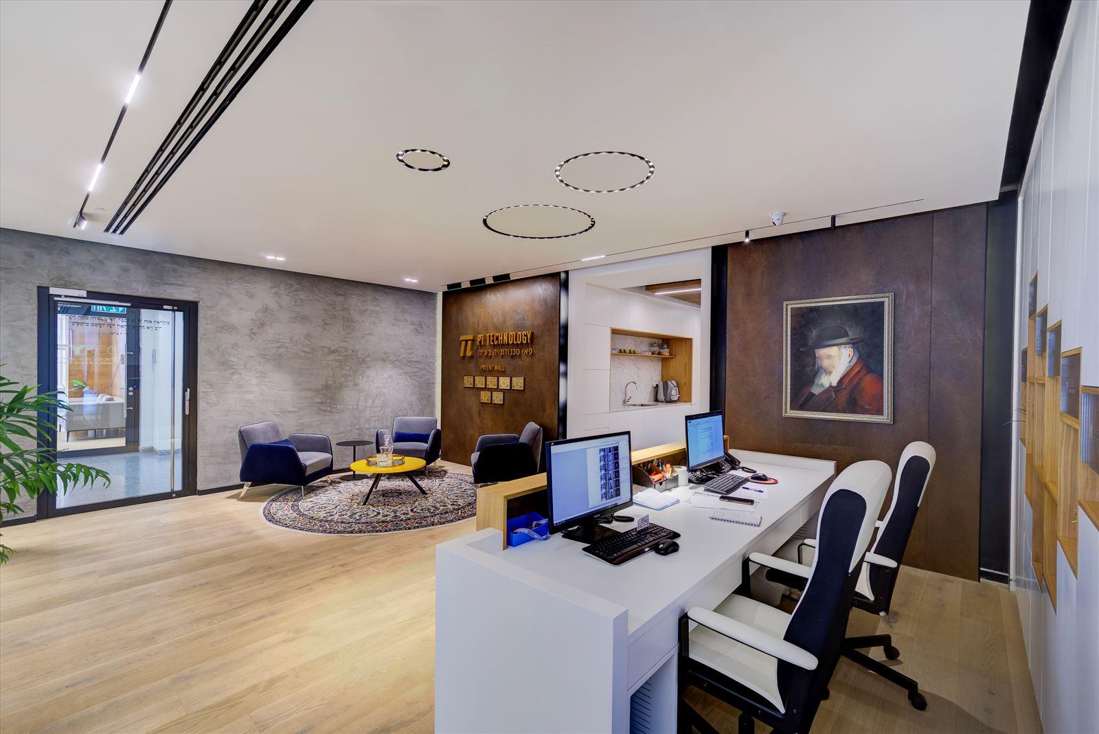 Pie Technology Office - פרויקט תאורה במשרדי פאי טכנולוגי