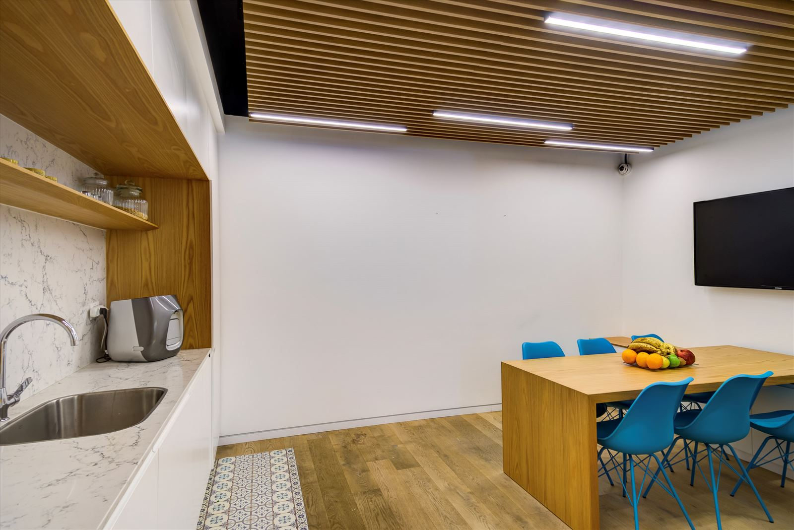 Pie Technology Office - פרויקט תאורה על ידי קמחי תאורה