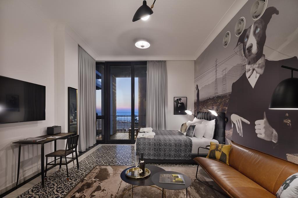 Renoma Hotel תאורת החדר נעשתה על ידי דורי קמחי תאורה אדריכלית