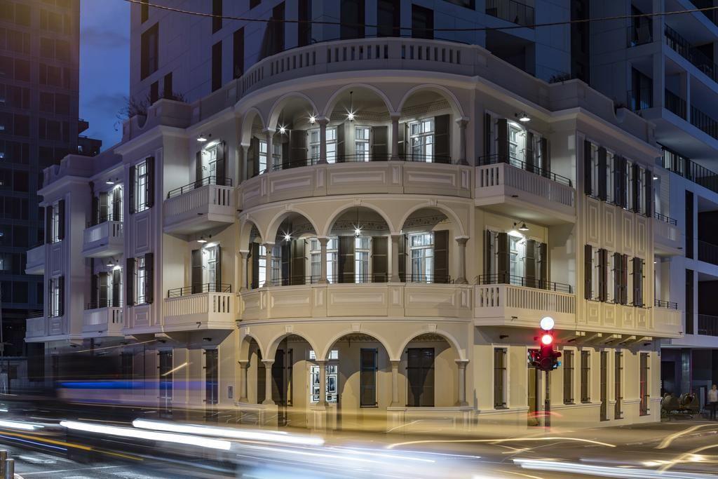 פרויקט תאורה - Renoma Hotel
