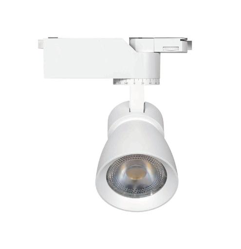גופי תאורה מקטגוריית: פסי צבירה  ,שם המוצר: ספוט לד 35W מסחרי