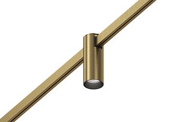 גופי תאורה מקטגוריית: THE GOLDEN TRACK ,שם המוצר: ספוט  GOLDEN TRACK 4W