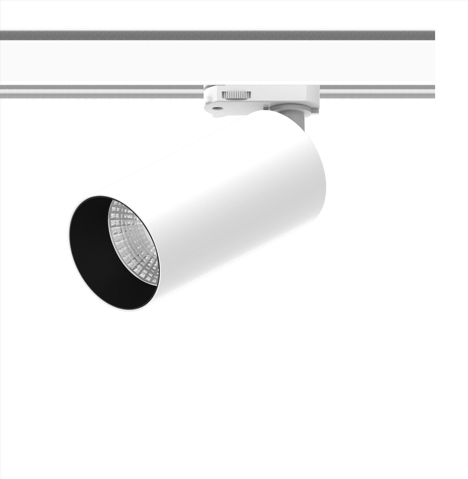 גופי תאורה מקטגוריית: פסי צבירה  ,שם המוצר: ספוט דארק לייט 9051