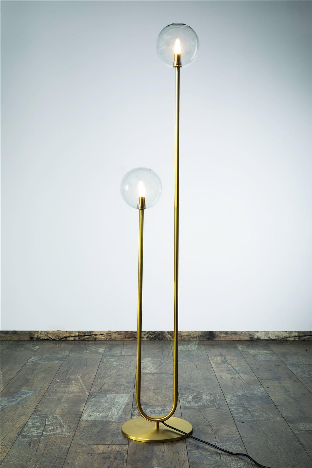 גופי תאורה בקטגוריית: מנורות עמידה  ,שם המוצר: מ.עמידה פריז S פליז