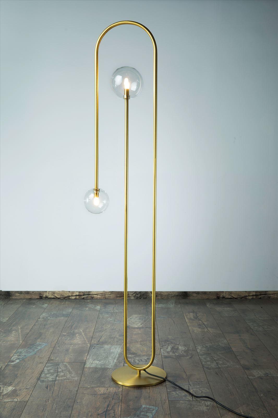 גופי תאורה בקטגוריית: מנורות עמידה  ,שם המוצר: מ.עמידה פריז L פליז