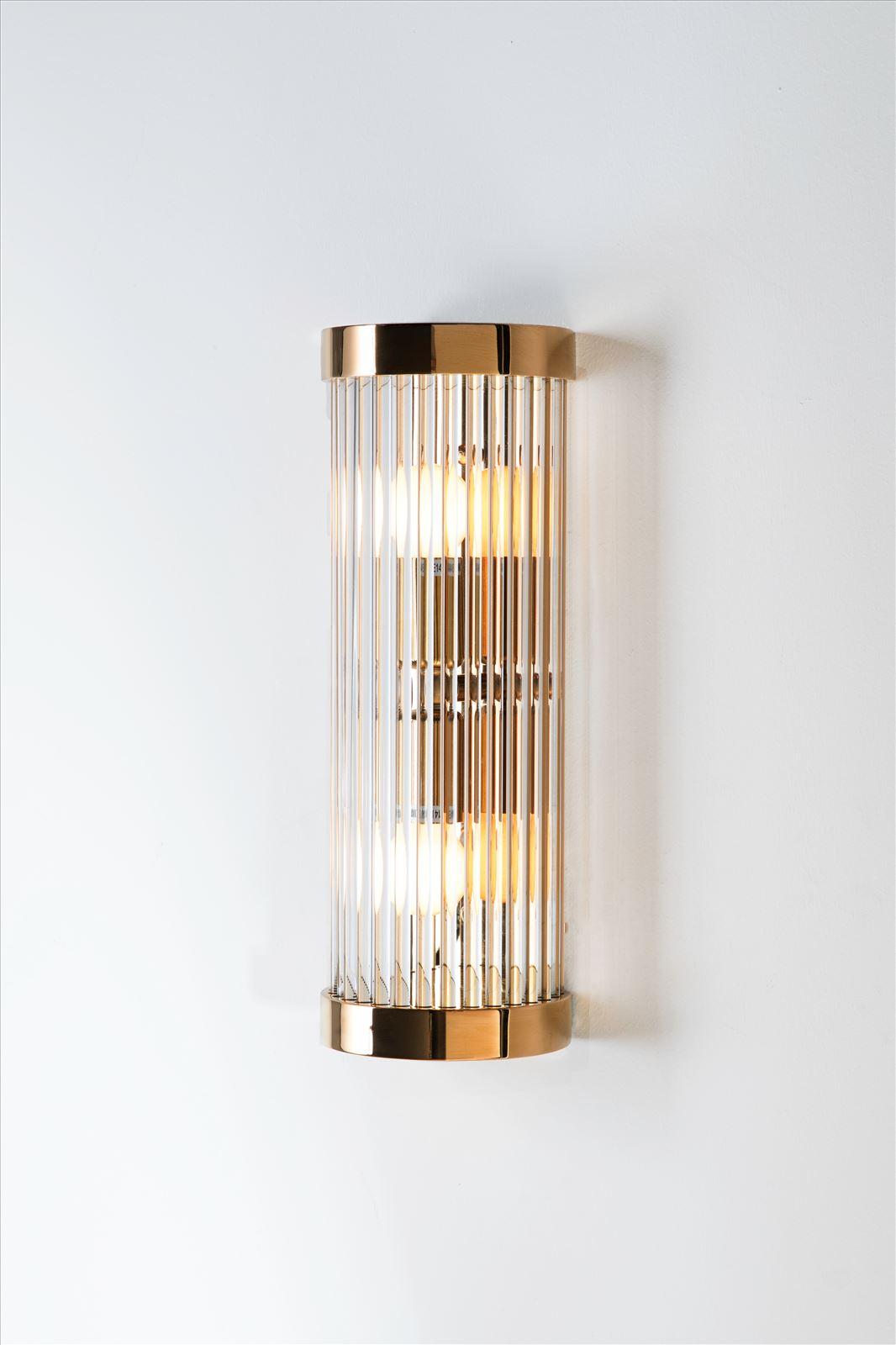 גופי תאורה בקטגוריית: מנורות קיר  ,שם המוצר: Tubino transparent