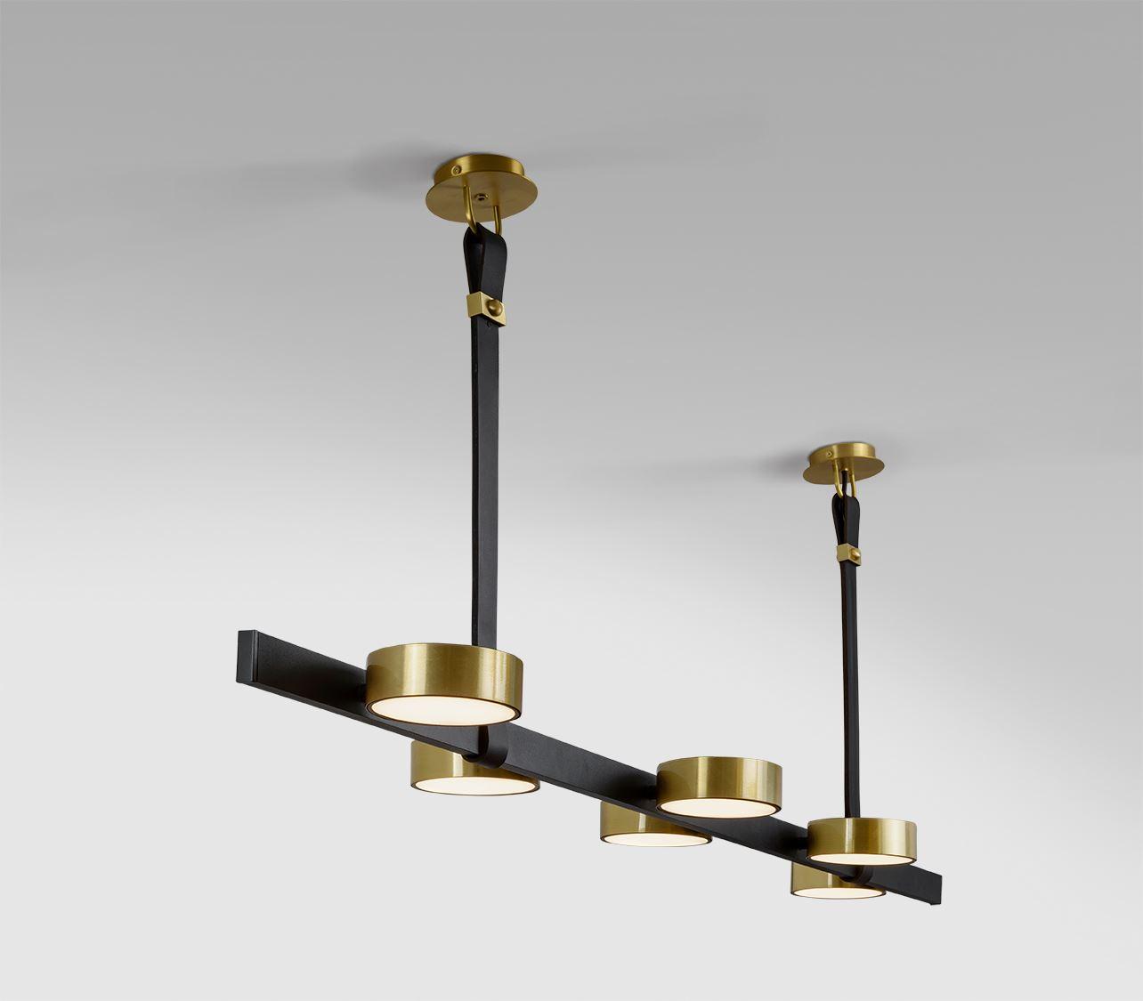 גופי תאורה מקטגוריית: מנורות תלויות ,שם המוצר: מנורת תליה COINS OUTLINE