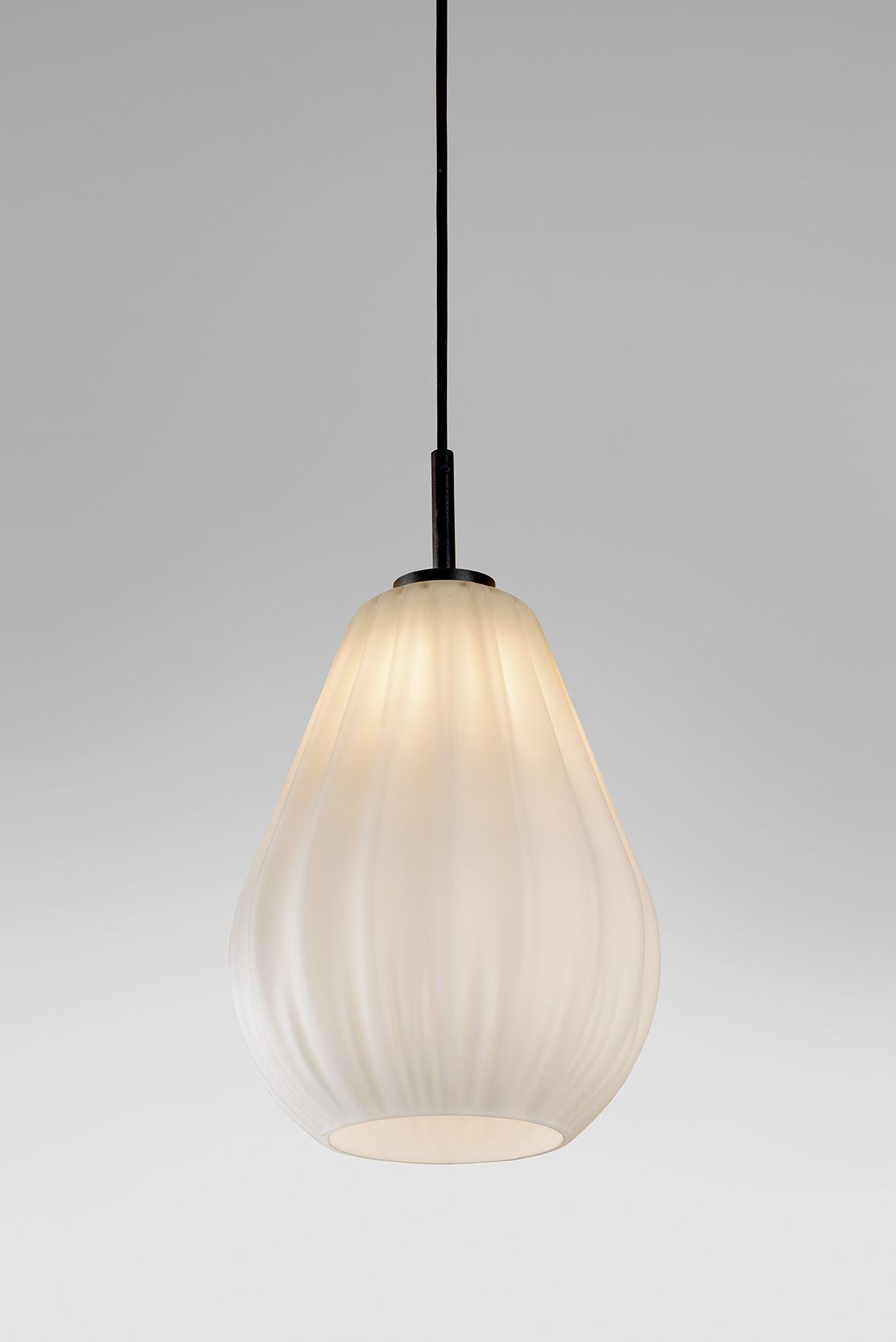 גופי תאורה בקטגוריית: צילינדרים  ,שם המוצר: ספיר טיפה נפוח