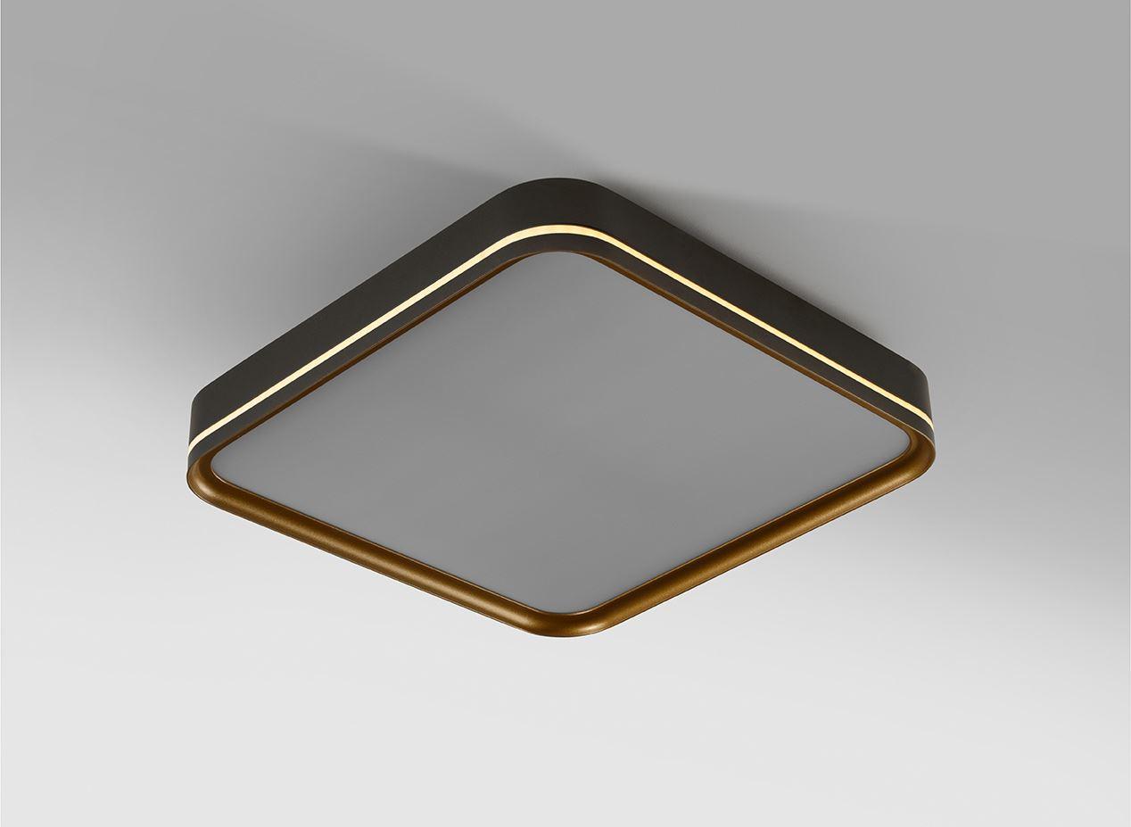 גופי תאורה בקטגוריית: צילינדרים  ,שם המוצר: SATURN מרובע