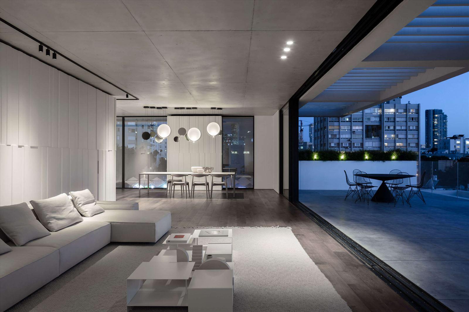 באיזה אזורים בבית מומלץ להתקין מנורות תקרה צמודות